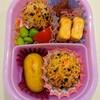 久しぶりの幼稚園弁当作り
