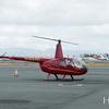 ハワイでヘリコプター遊覧飛行