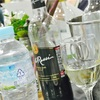 カリフォルニアプルーンとワインを楽しむ大人の女子会に参加してきました。