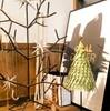 カインズ&セリアでクリスマスデコレーション。