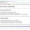 ASP.NET Core 2.0 なサイトを放置してたら死んでた → 復旧