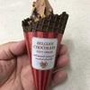 ミニストップ ミニストップカフェ 贅沢ベルギーチョコソフト食べてみた。