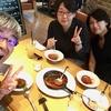 久しぶりに富山大時代のゼミ生と食事をしました。