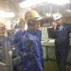 3年海上実習 5月10日