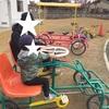 【乗り物お出掛け】大阪の子連れお出掛けスポット!乗り物大好き男の子にオススメの寝屋川市「自転車の駅」🚲