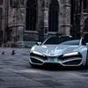 ● 新型ハイパーカー『ミランレッド』発表、1325psで最高速400km/h以上
