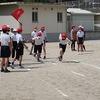 6年生:体育 短距離走