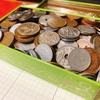 小銭貯金は案外貯まる