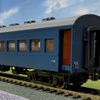 鉄道模型83 【海水浴臨】房総のローカル客車 オハ61