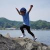 自然で遊ぶのが最高に楽しい!香住浜海岸で遊んだり虫捕りしたり