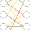 二部グラフの辺彩色