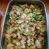鶏肉と冬瓜のさっぱり煮 オクラと茗荷添え