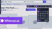 無料で簡単にワイヤーフレームやフローチャートを作成できるWebサービス「Whimsical」を使ってみた!