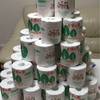ふるさと納税:ふじくすの木 トイレットペーパー100個 シングル