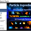 Particle Ingredient Pack 415種類も入った激安パーティクルパック