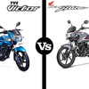 All New TVS Victor 2019 VS Honda CB Shine Comparision