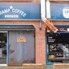 梨泰院で人気のフラットホワイト@Champ Coffee
