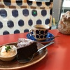 弥生初日はカフェでゆっくり