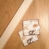 釘やネジを使わずseria商品で引っ掛け収納をDIYです!