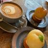 【COCOCHI CAFE】ココチカフェ🍑まるごと桃タルトに一目惚れ❤️