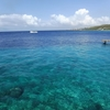 Hilton Curaçaoのビーチでのんびり