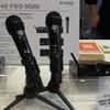 アーカーゲーのワイヤレスボーカルマイクセット 「 AKG  WMS40 PRO MINI2 VOCAL SET DUAL 」