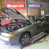 GTR R32 内装補修塗装。