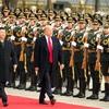 「米中関係は最重要」 トランプ氏、首脳会談で協力確認