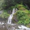 清里の吐竜の滝を見て、おざらほうとうを食べました。(山梨県)(8/8)