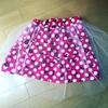 チュール付きスカートを作りました(なんとなくの作り方付き)