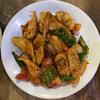 カトマンズ・タメル地区でチベット料理を食べてみた!@ カトマンズ
