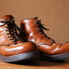 Red wing 9875 オイルアップ