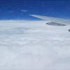 雲海をゆく。羽田空港→福岡空港の機窓撮影80分ノーカットで。