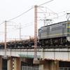 第1591列車 「 トワ釜牽引の梅小路配給を狙う 」