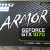GeForce GTX 1070購入、ゲームベンチマーク