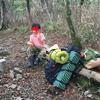 登山テント泊を素人が決行してみた