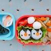 ペンギンキャラ弁~冷凍食品を使わず可愛い幼稚園弁当