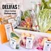 DELIFAS! / 野菜が美味しい【デリファス】初めてのファスティングレポート