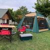 北海道のキャンプ場〜岩内町〜【いわないリゾートパークマリンビュー】海を望めるキャンプ場!〜我が家の過ごし方♪〜