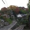 深まる秋の久安寺