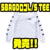 【バスブリゲード】両腕にロゴが沢山入ったロンT「5BRGDロゴL/S TEE」発売!