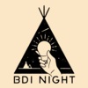 BASEのデザイナー勉強会『BDI NIGHT』のロゴを制作しました
