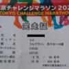 初めてのDNF(棄権)!?東京チャレンジマラソン2020リザルト