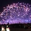 鎌倉花火大会に行ってきました