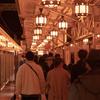 夜雨に輝く光 -Kyoto Arashiyama-