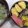 鮭の味噌漬け弁当