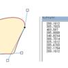 ベジェ曲線の書き方はワカッタカモ