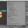 Blenderで利用可能なpythonスクリプトを作る その19(新規画像作成とテクスチャベイクの実行)
