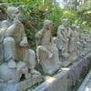 雲辺寺の五百羅漢像その3