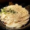はなまるうどんの麺には食物繊維がたっぷりでヘルシーだと思われる!